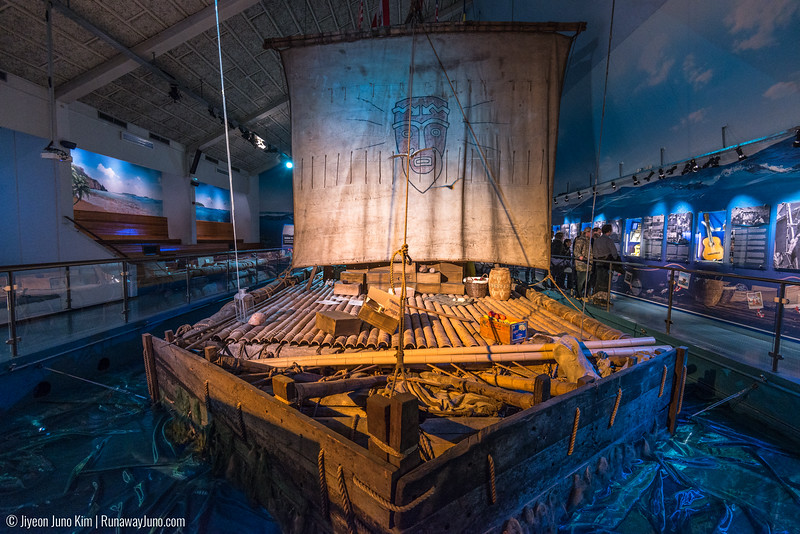 The Kon-Tiki Museum