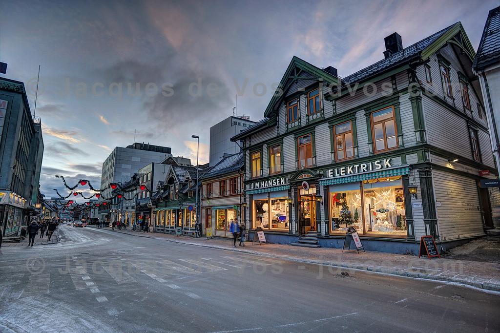 Tromsø Main Road