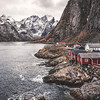 affjordable lodging | hamnøy, norway