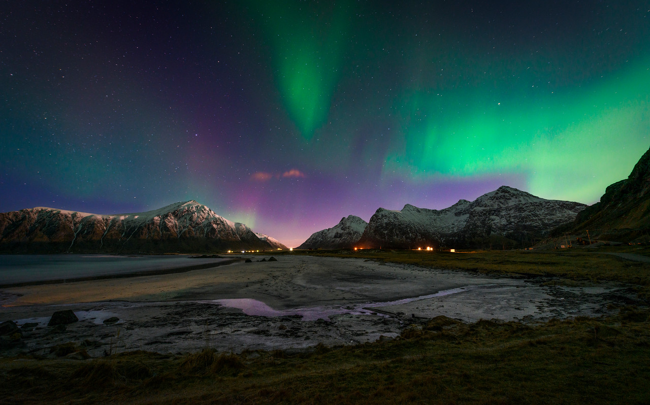 turning point | flakstad, norway