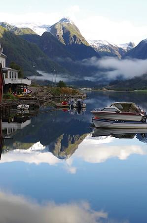 Fjaerland Fjord