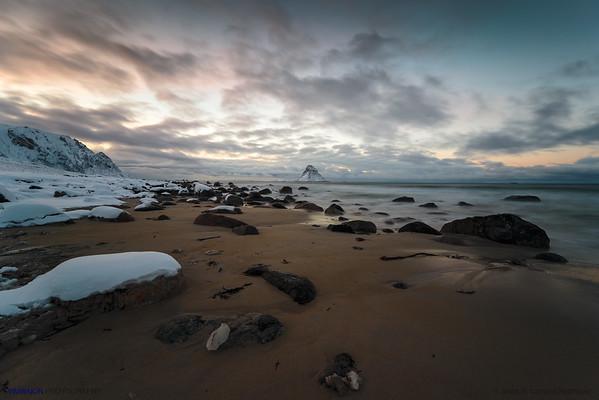 Bleik Beach