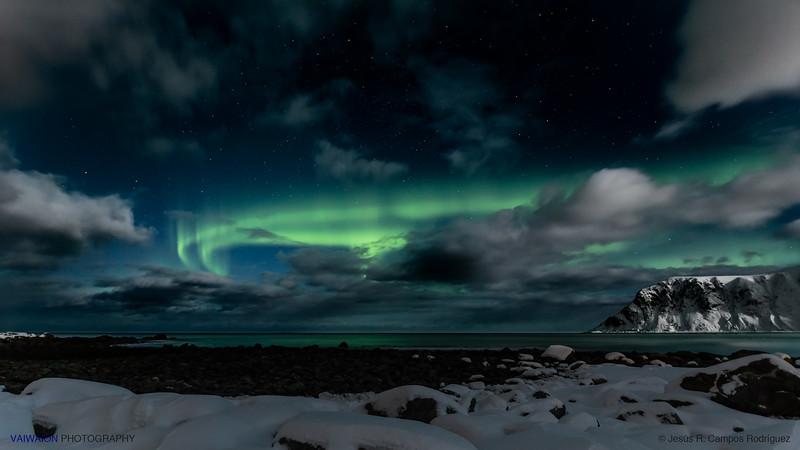 Magnificent. Aurora Borealis (1)