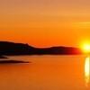 NOR- Sunset in Somerey, Troms - DSC07120sm