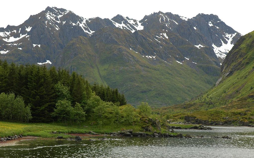 near Stamsund, Lofoten