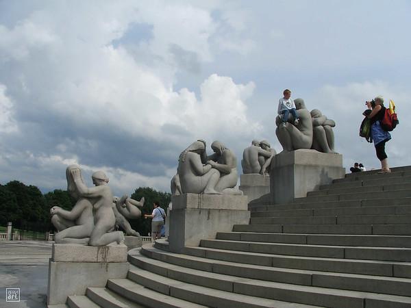 Oslo | Vigeland Sculpture Park