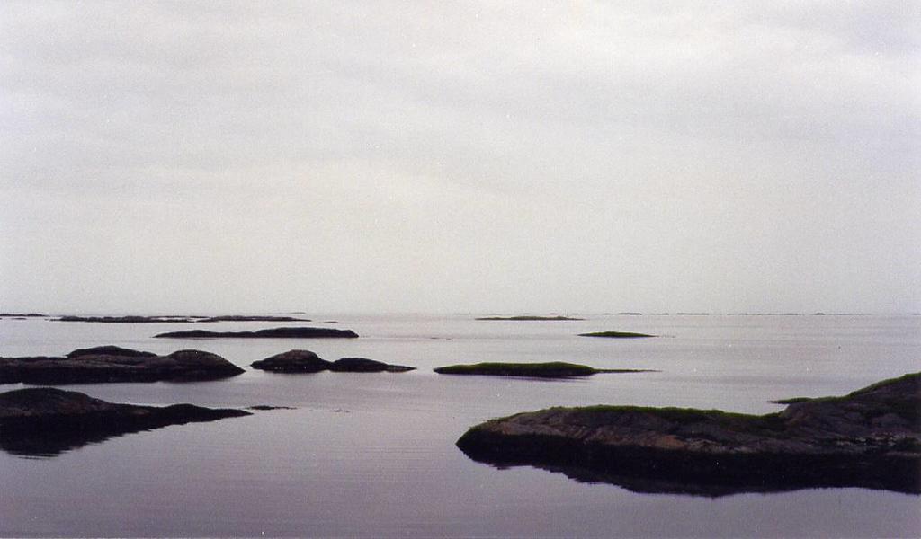 Norwegian coast, 1995