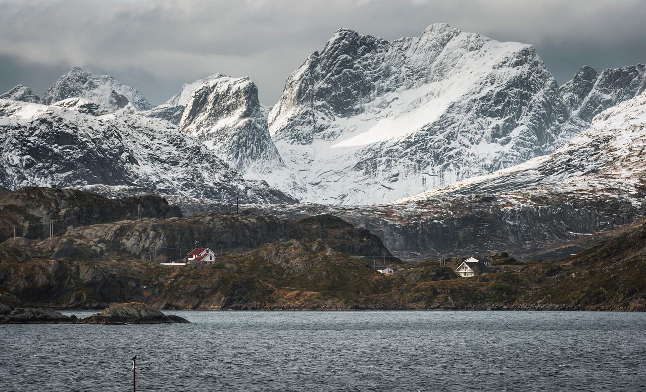 revolt | lofoten islands, norway