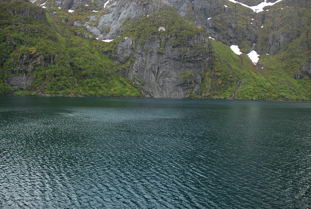 fjord near Svolvær, Lofoten