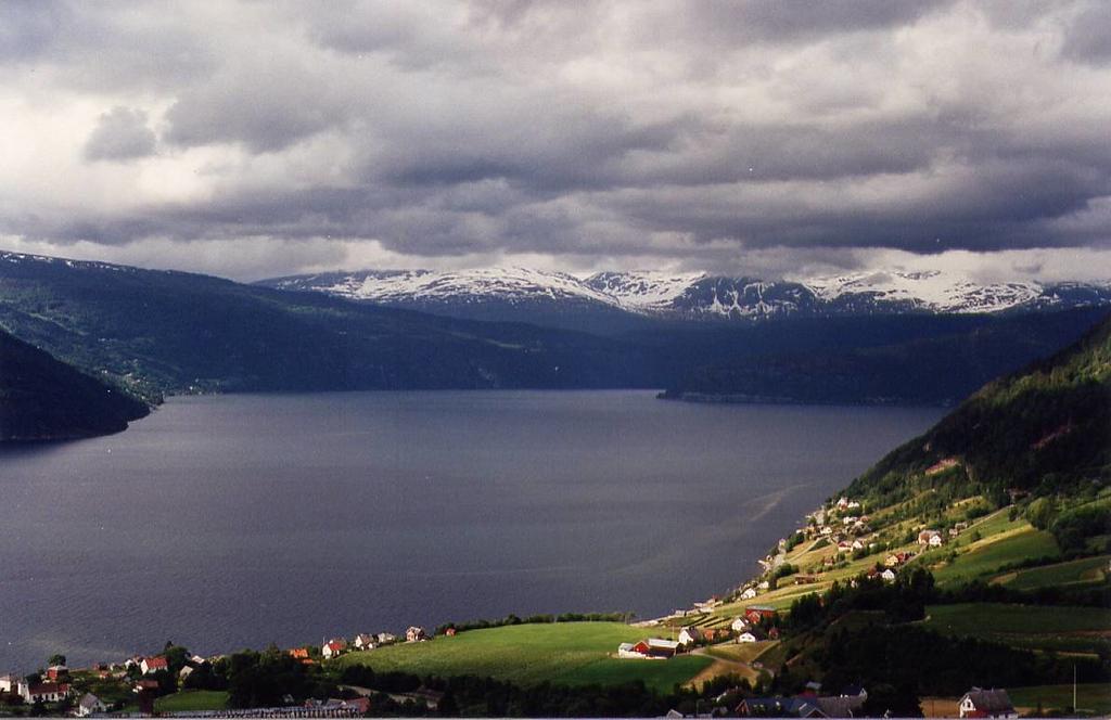 central Norway, 1995