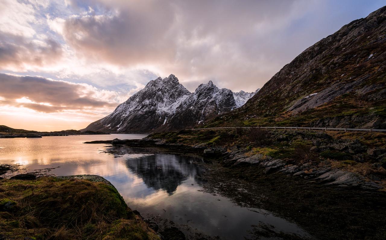 Beautiful Norwegian place number 1,342,435: Mølnarodden