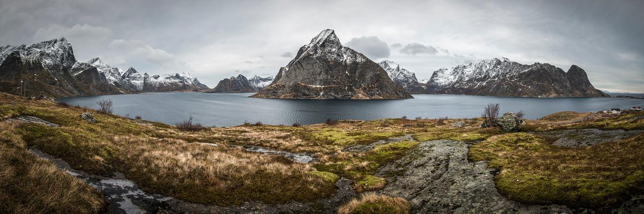 reinefjorden | reine, norway
