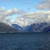 Glacier, Fjord, Norway