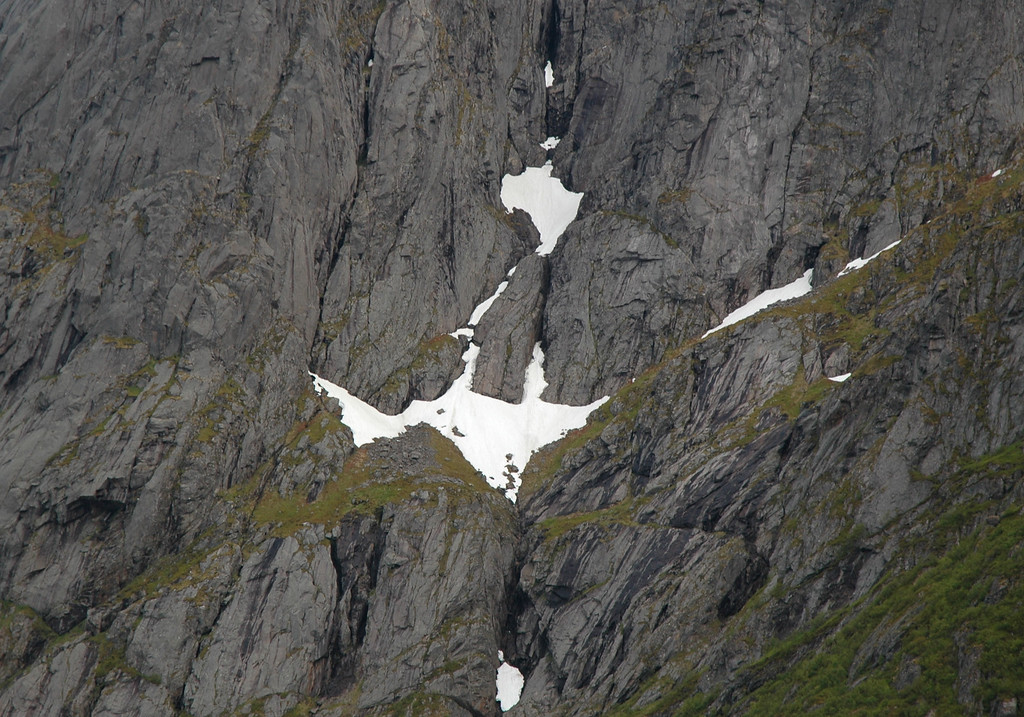 cliff closeup