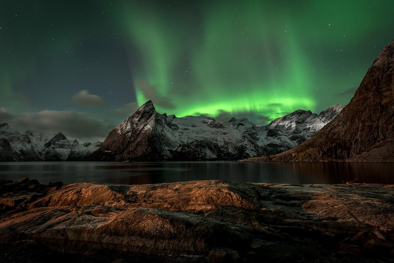 cløsing act | lofoten, norway
