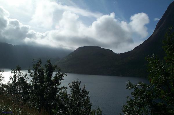 Why leveled ?. Lofoten Islands. Norway.