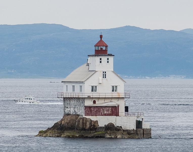 Stabben Lighthouse, Flora