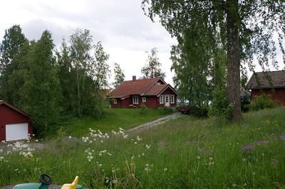 Mons Ola Elton's House - Lars Erik's Brother