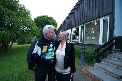 Bud and Elisabeth Elton
