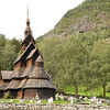Borgund Stavkirke built in 1180