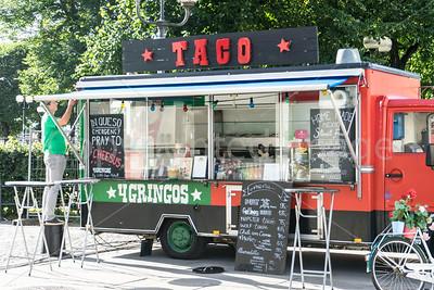 Oslo Taco truck