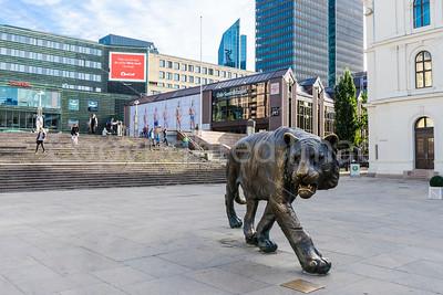 The Oslo Tiger