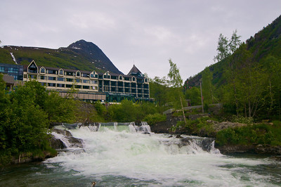 The Union Hotel - Geiranger Norway