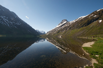 Outside of Geiranger