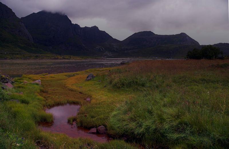Norvegian landscape / Paisaje noruego
