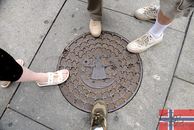 Manhole Covers of the World