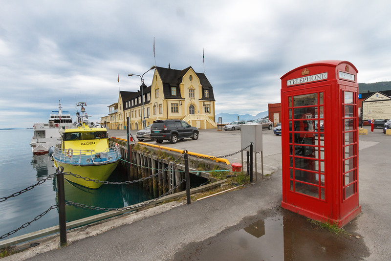 Hafen von Harstad