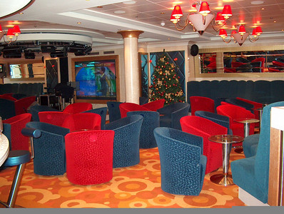 Norwegian Dawn-Interior Photographs Pre Christmas