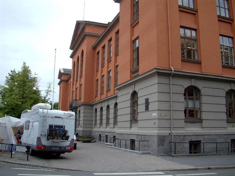 Town Hall, Trondheim