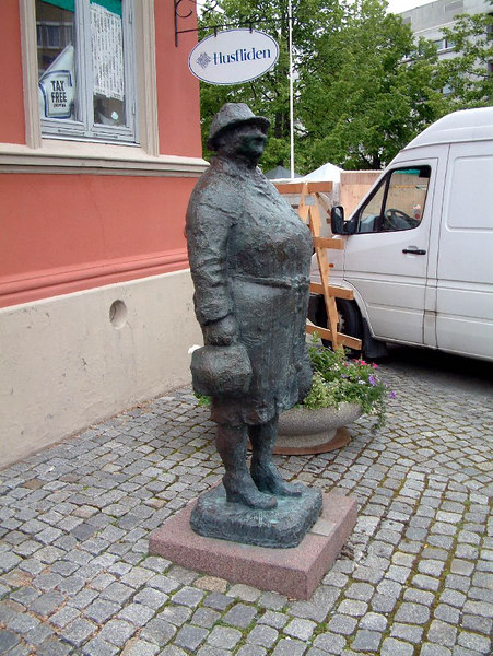 Trondheim scenes