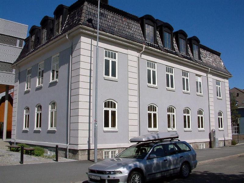 Trondheim Police Station