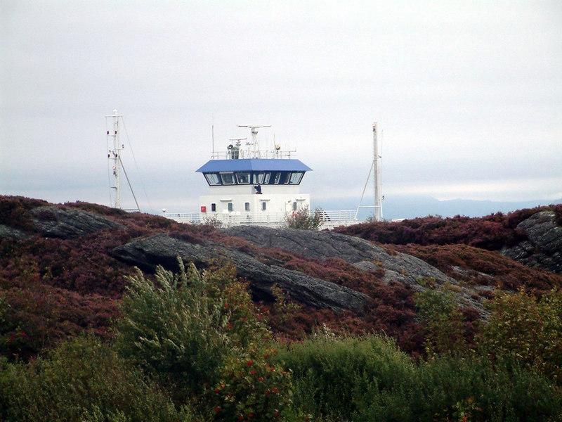 Motor vessel Rennesoy at Arsvagen, Sept 2005