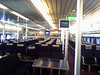 Passenger lounge of motor vessel Tjelden