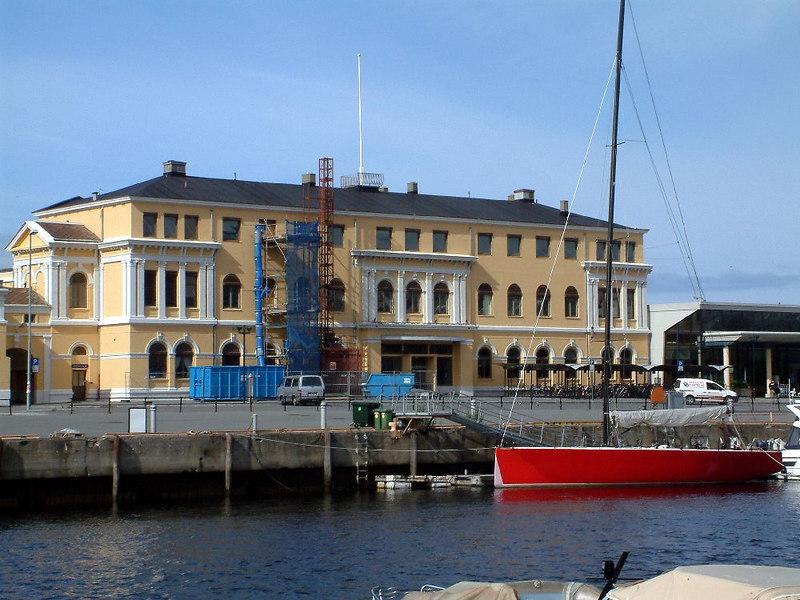 Trondheim Central Station