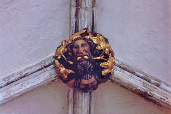 Boss Norwich cathedral Norwich England - Jun 1996