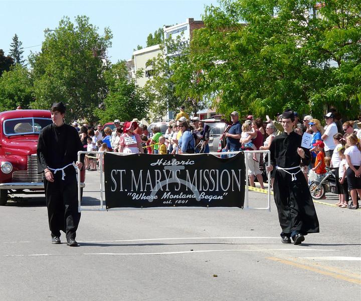 parade-stevensville-montana-history