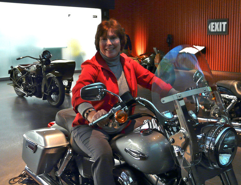 donna-hull-milwaukee-harley-museum-wisconsin