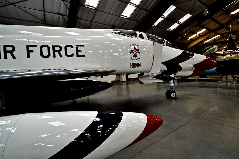 F-4 Phantom II, in Thunderbirds livery