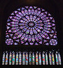 800 year old Rose Window