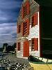 The Dory Shop Museum, Shelburne, Nova Scotia, 8/04