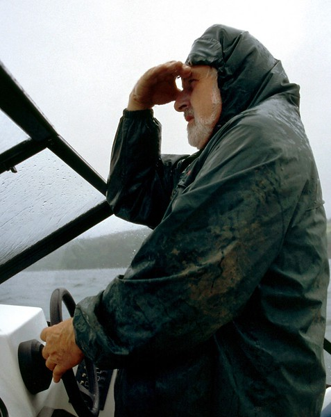 Captain David Lougheed. Nova Scotia, 2004.