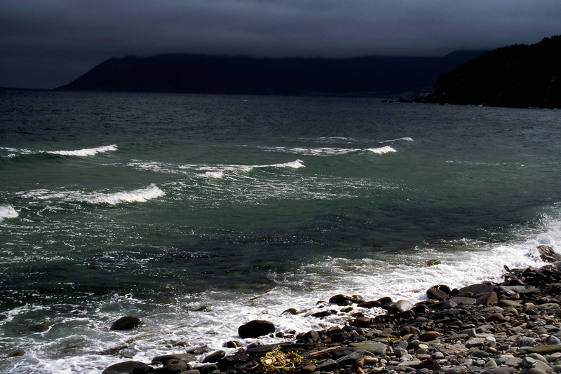 Aspy Bay area, Cape Breton Island, Nova Scotia, 8/04