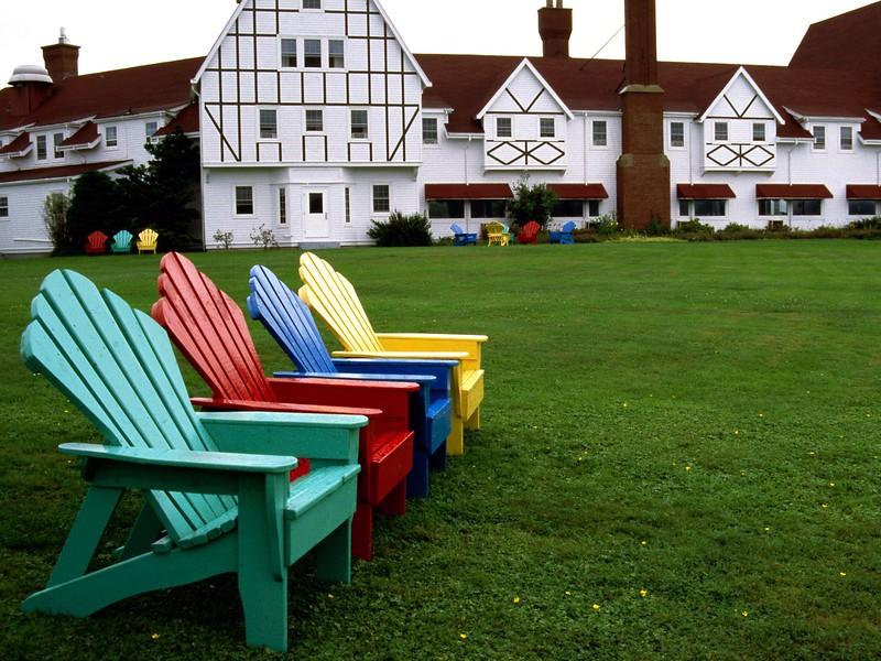Keltic Lodge, Cape Breton Island, Nova Scotia, 8/04