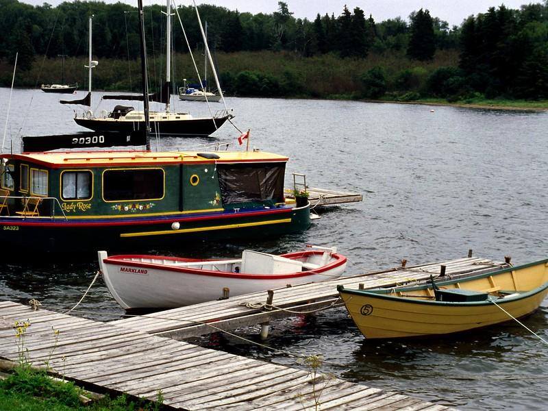 Baddeck, Nova Scotia, 8/04