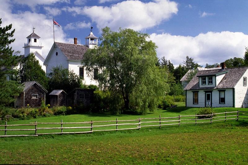 Sherbrooke Village, Nova Scotia, 8/04