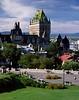 Chateau Frontenac, Quebec City, Quebec, 8/04